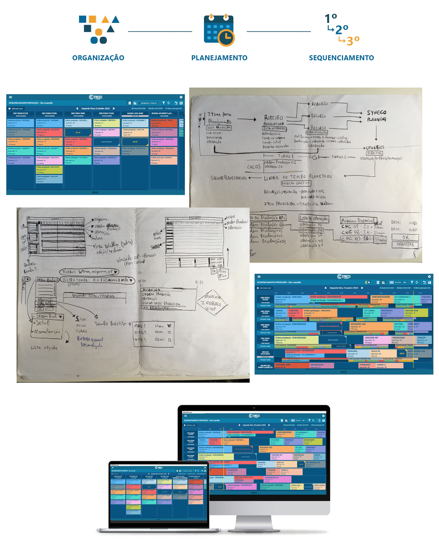 design interface industrial Manufactoring planning planning application product design  System MES UI UI/UX user interface