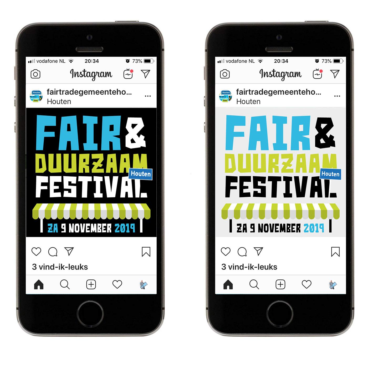 fairtrade festival poster Sustainability Fair Event
