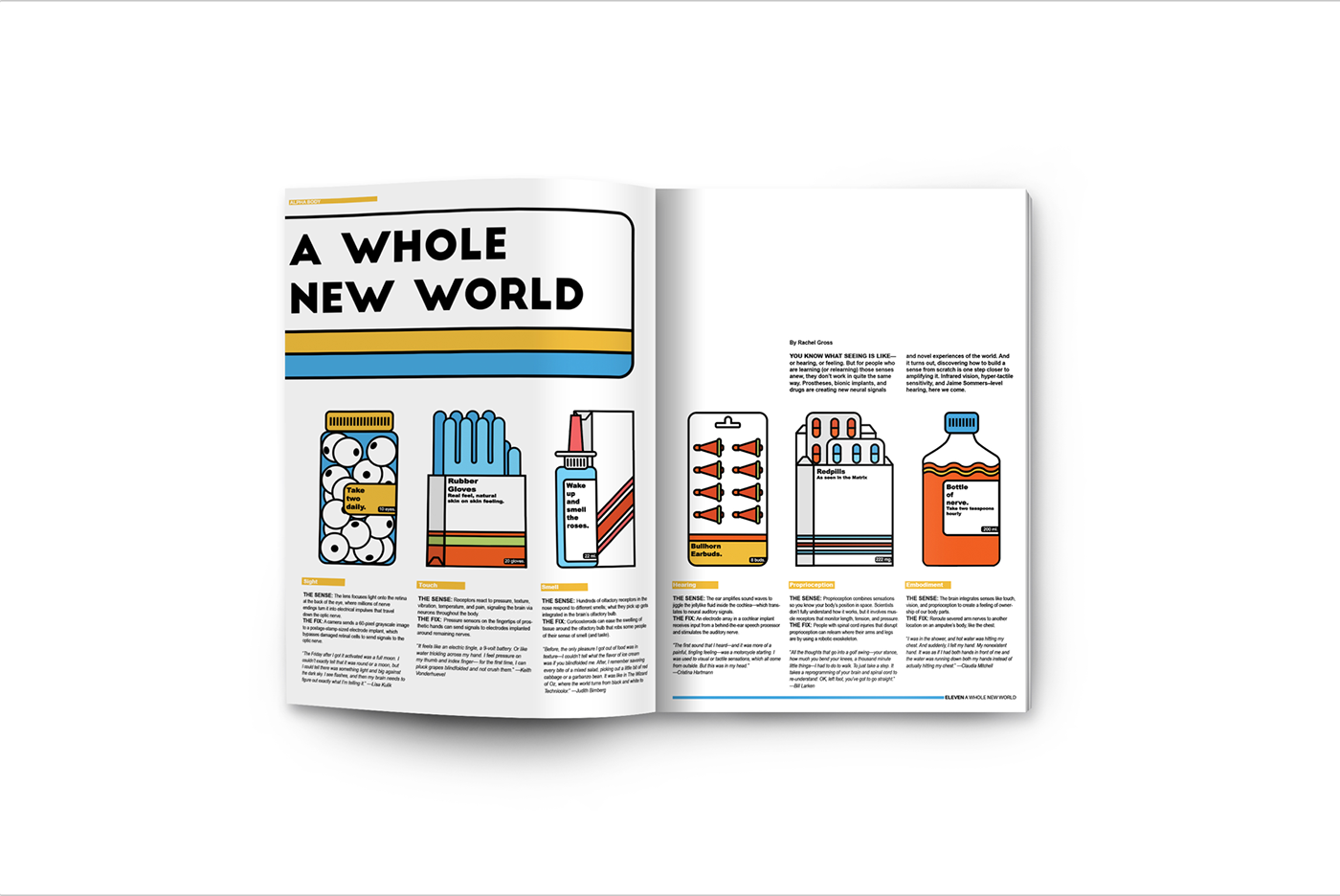 magazine,Layout,editorial,ILLUSTRATION ,Photography ,Wired,typography  ,design,art direction ,Creative Direction