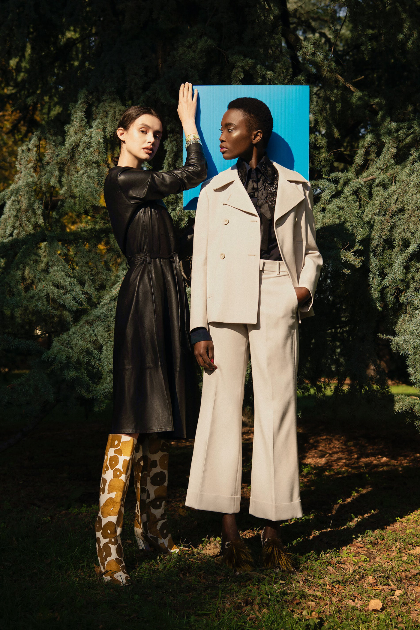 Baltic editorial Fashion  hair Lofficiel makeup MUA publication Style trends