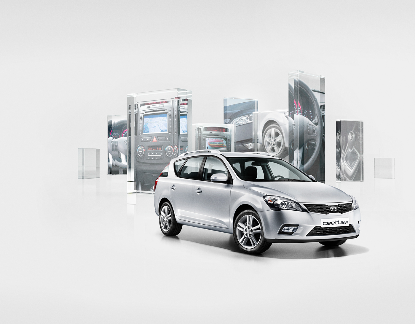 Kia Motors Netherlands Cee 39 D Campaign On Behance