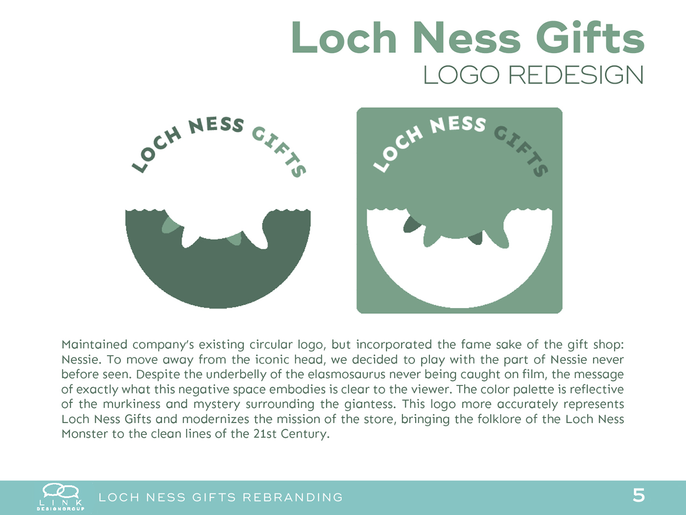 Loch Ness Gifts Rebranding. Bayless Thompson •. Follow Following Unfollow. Save to Collection