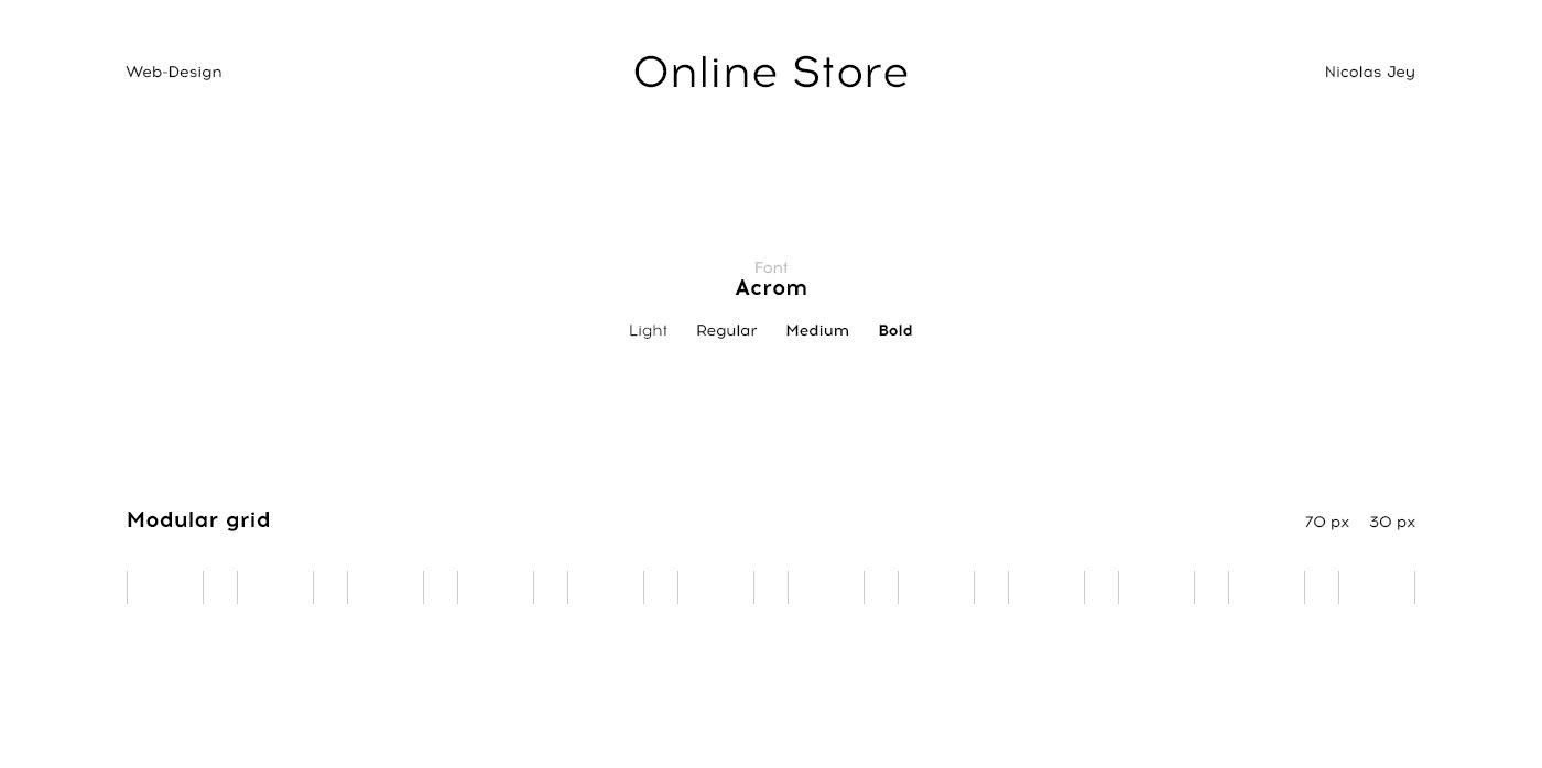 web-design online store Online shop minimal animation  mobile UI ux minimalistic