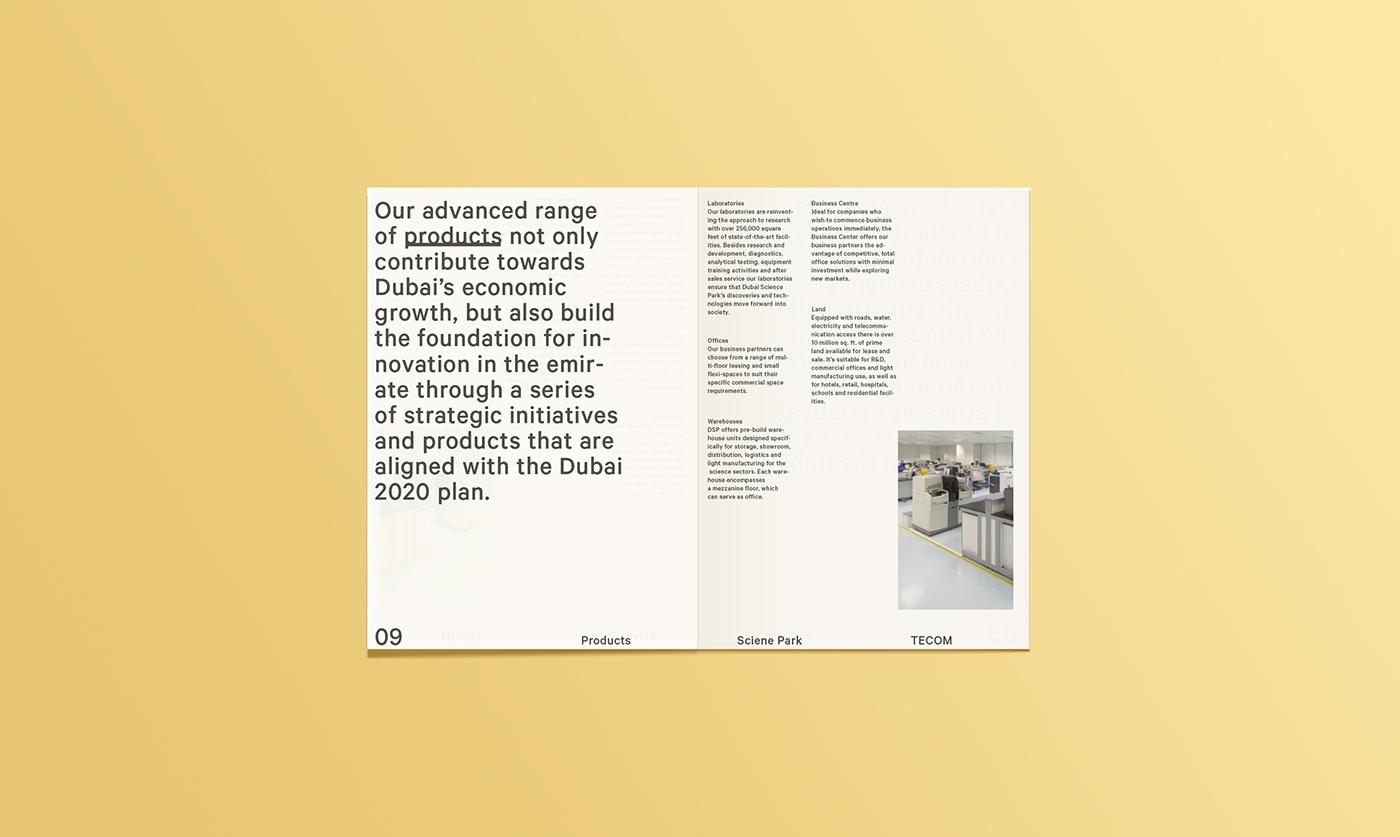 Tecom Parks - Editorial Material