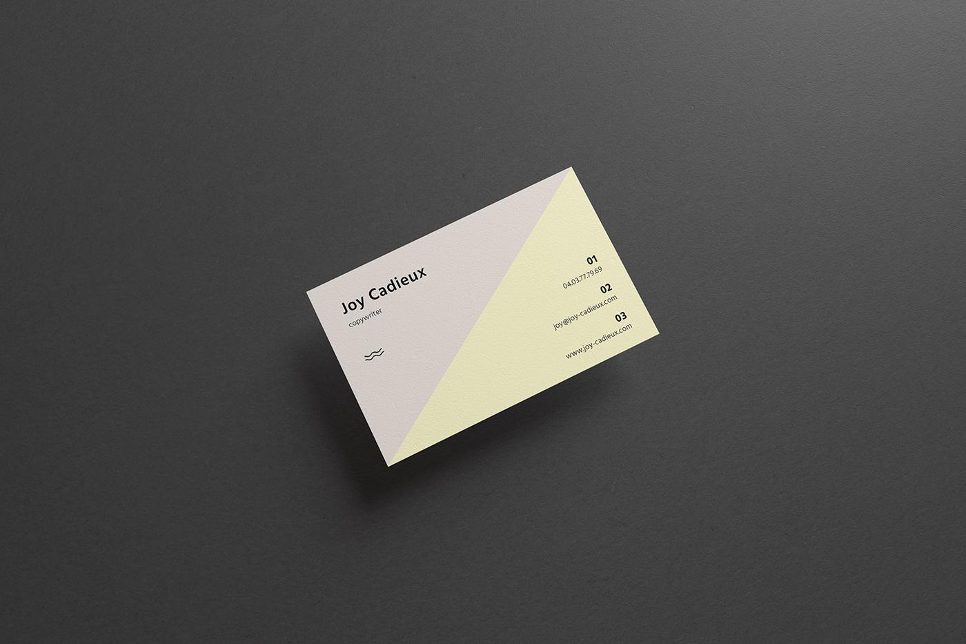 blank business card design mockup psd file free download - HD1400×933