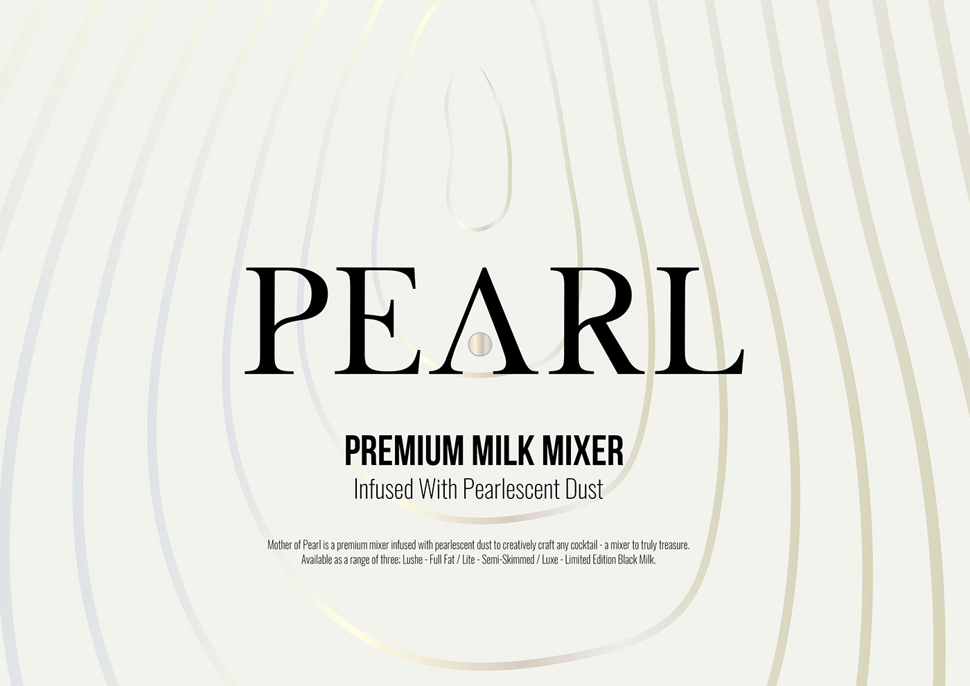 Pearl - Premium Milk Mixer on Behance