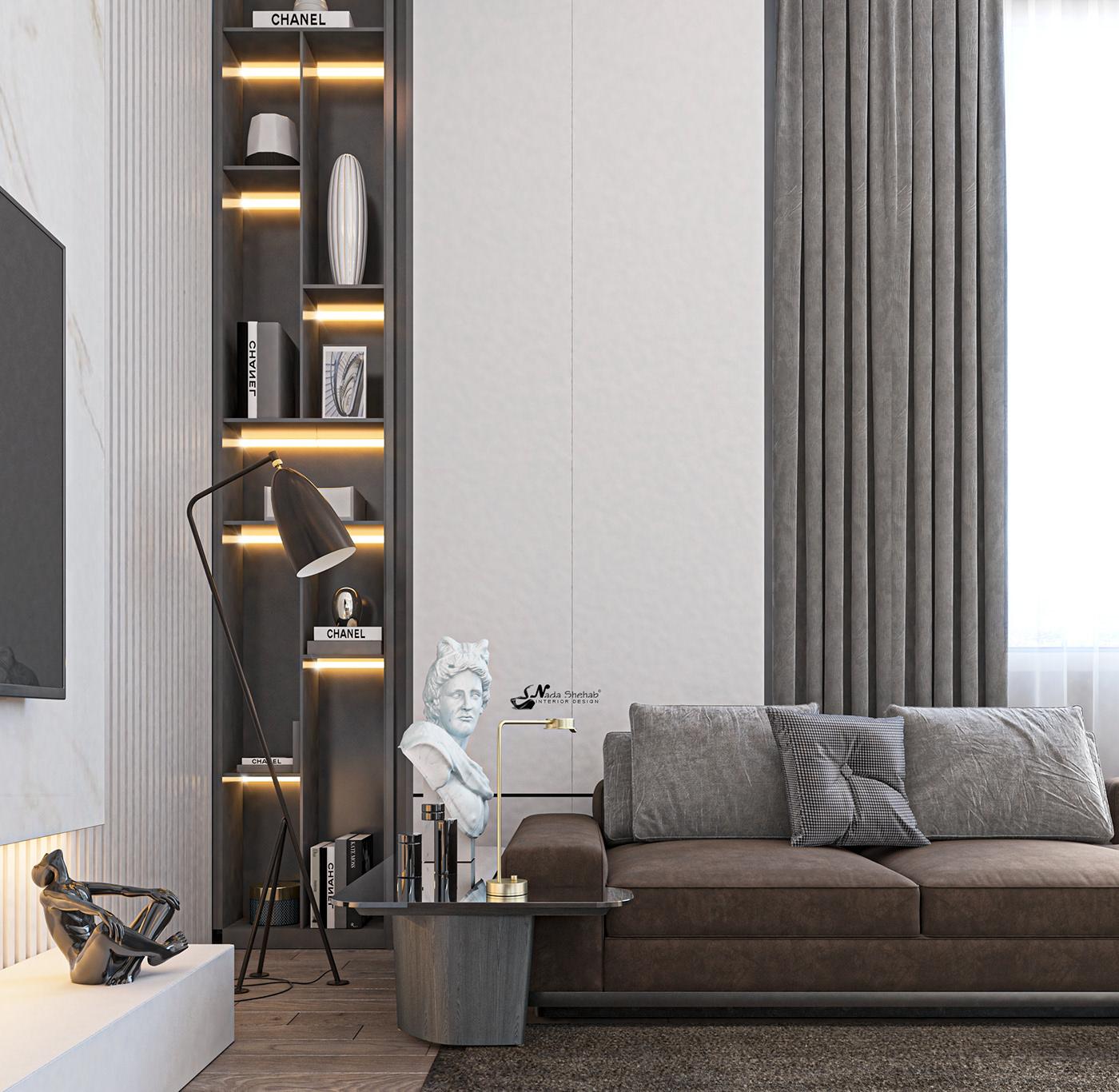Hình ảnh có thể chứa: trong nhà, đi văng và tường