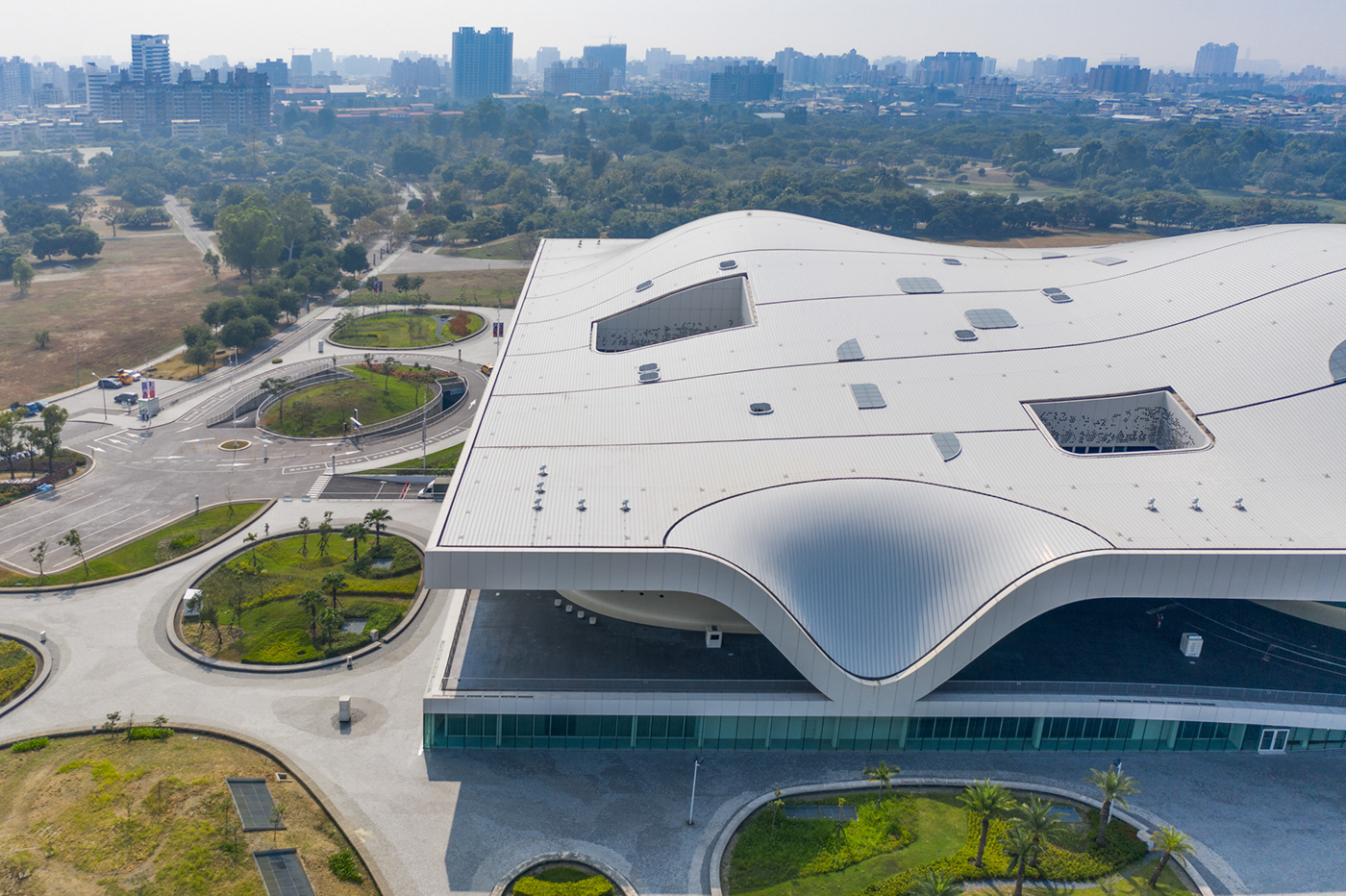 architecture Architecture Photography Francine Houben Kaohsiung kaohsiungcentreofarts KRIS PROVOOST kris provoost photography Mecanoo taiwan