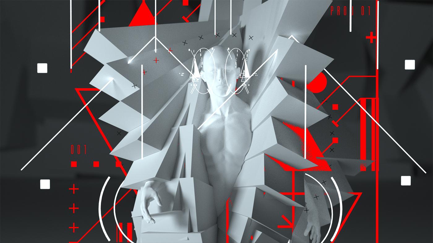 concept visual Minimalism ILLUSTRATION  future Interface Experimentation personal motion fantasy