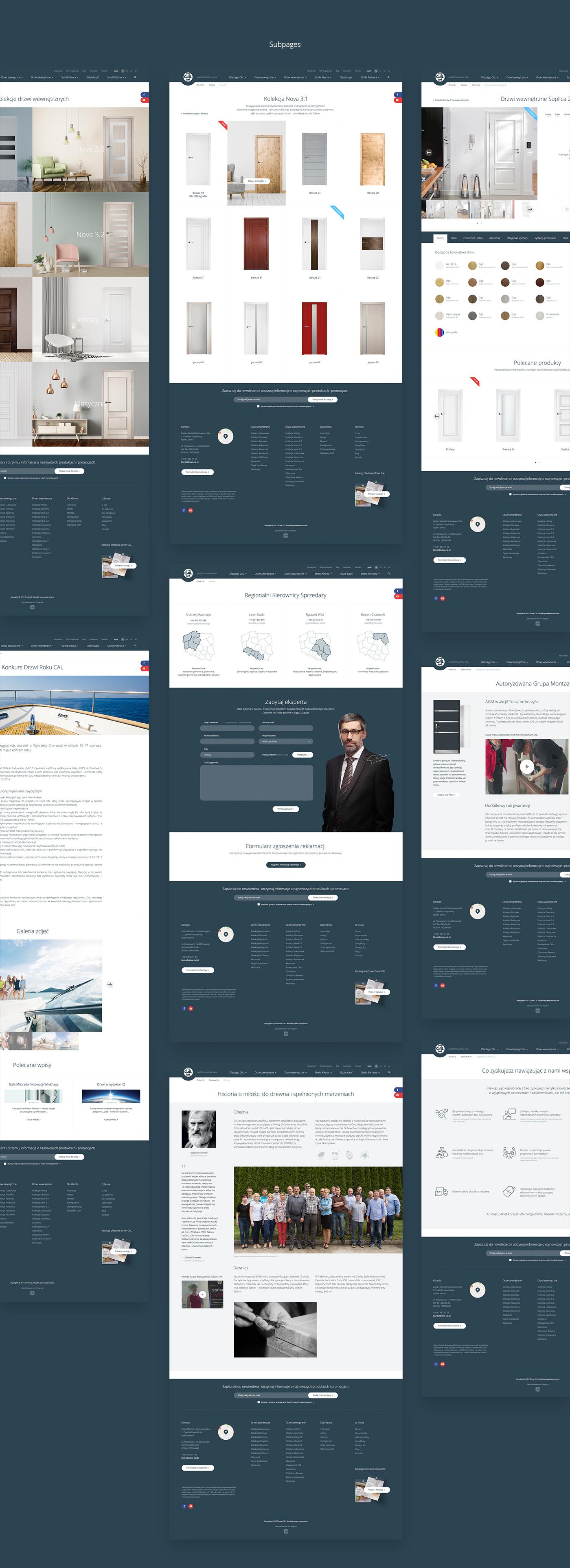 Webdesign,ux,www,Web,creogram,design,Responsive,rwd,door,cal