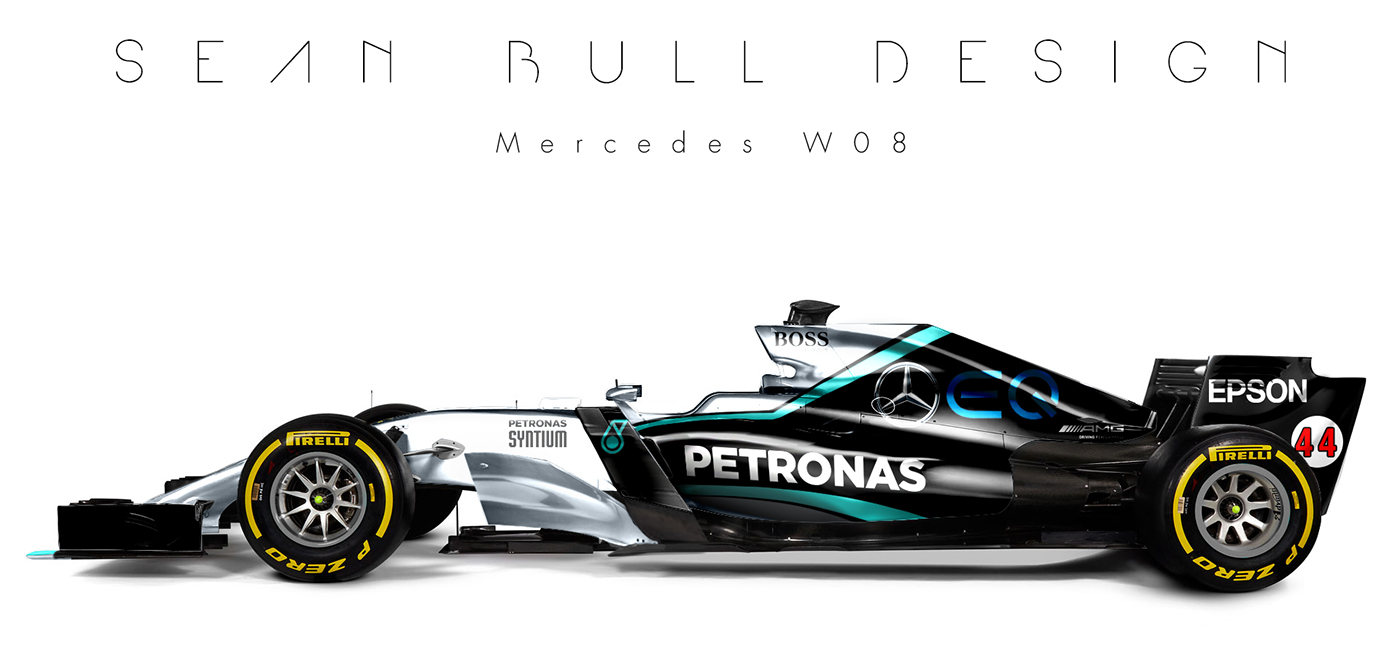 F1 2017 Team Concepts On Behance