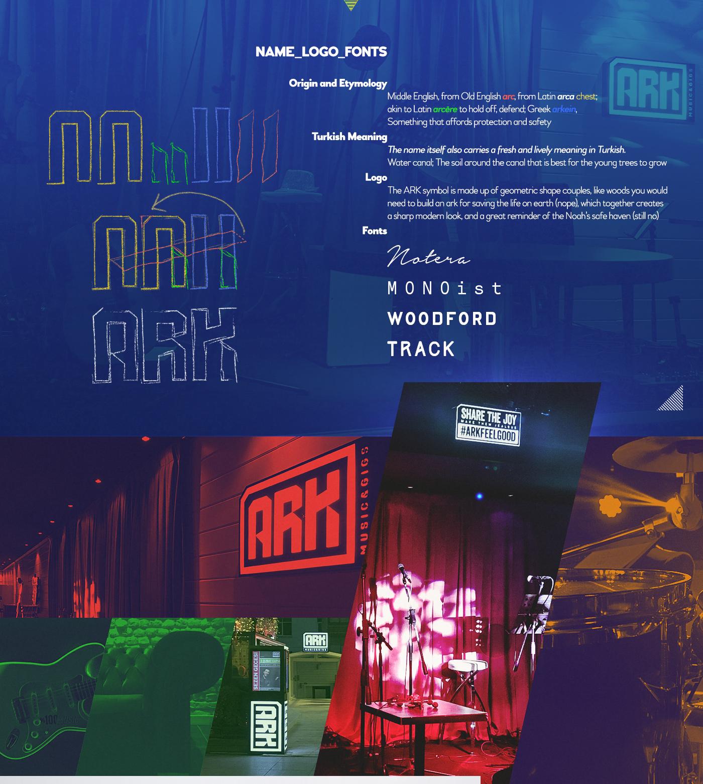 ark club gig Entertainment concert live music venue
