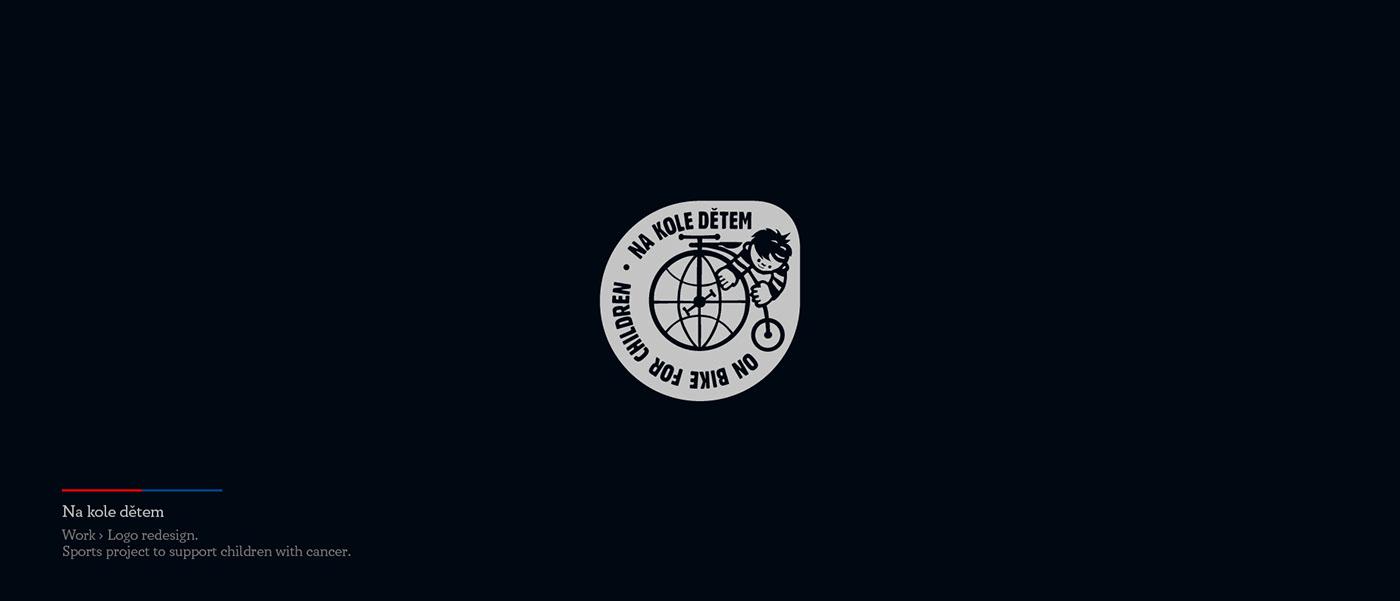 Na kole detem - sports project logo