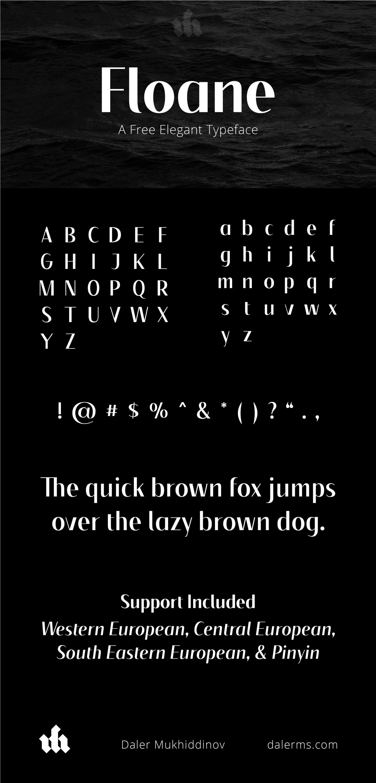 free freebie Free font Font Freebie elegant font display font free design Typeface free type modern font