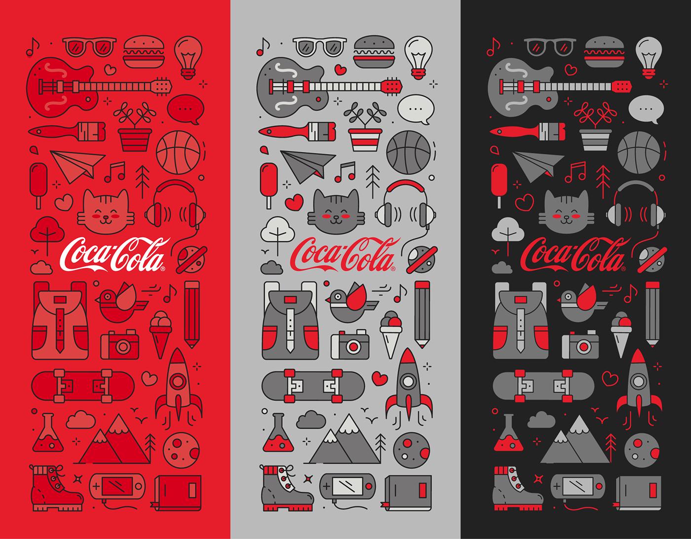 有美感的19套可口可樂包裝欣賞