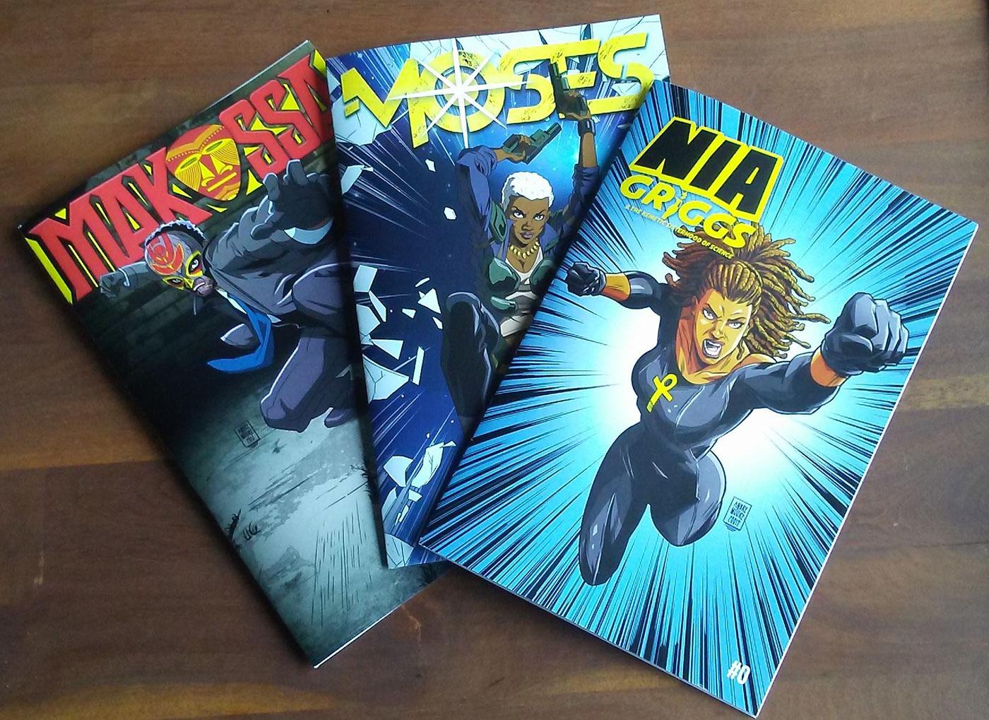 comic books,Superheros,black heroes