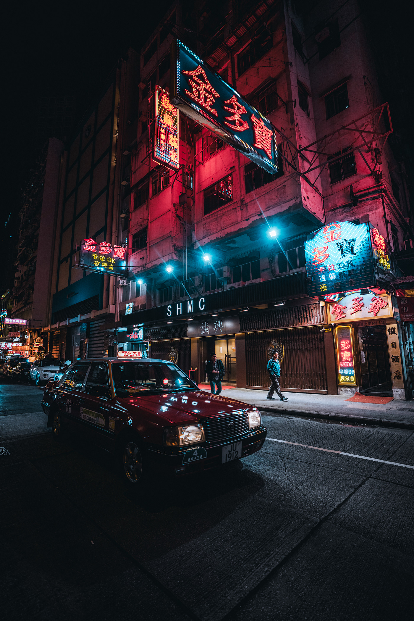 Hong Kong night photography neon urban photography street photography Night Cityscapes City Exploration colors skyscrapers asia