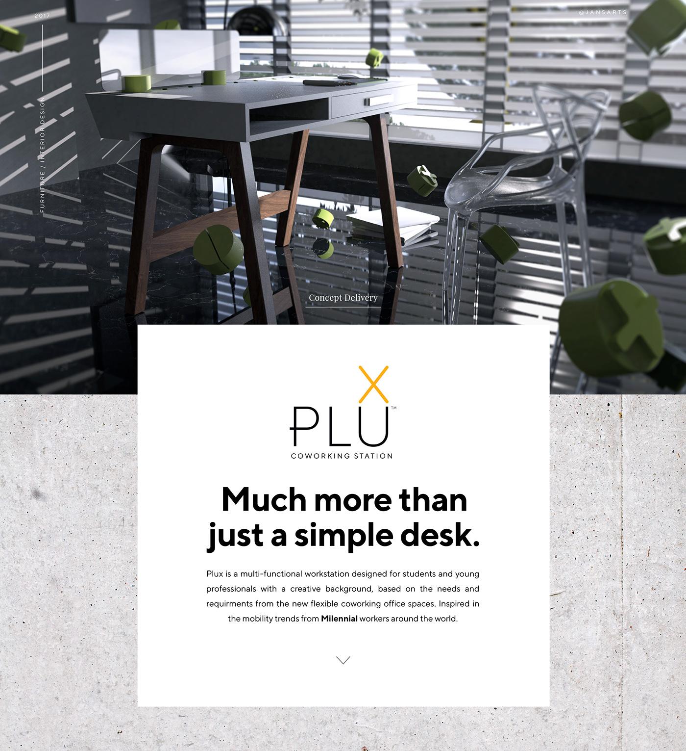 優秀的17張辦公桌設計欣賞