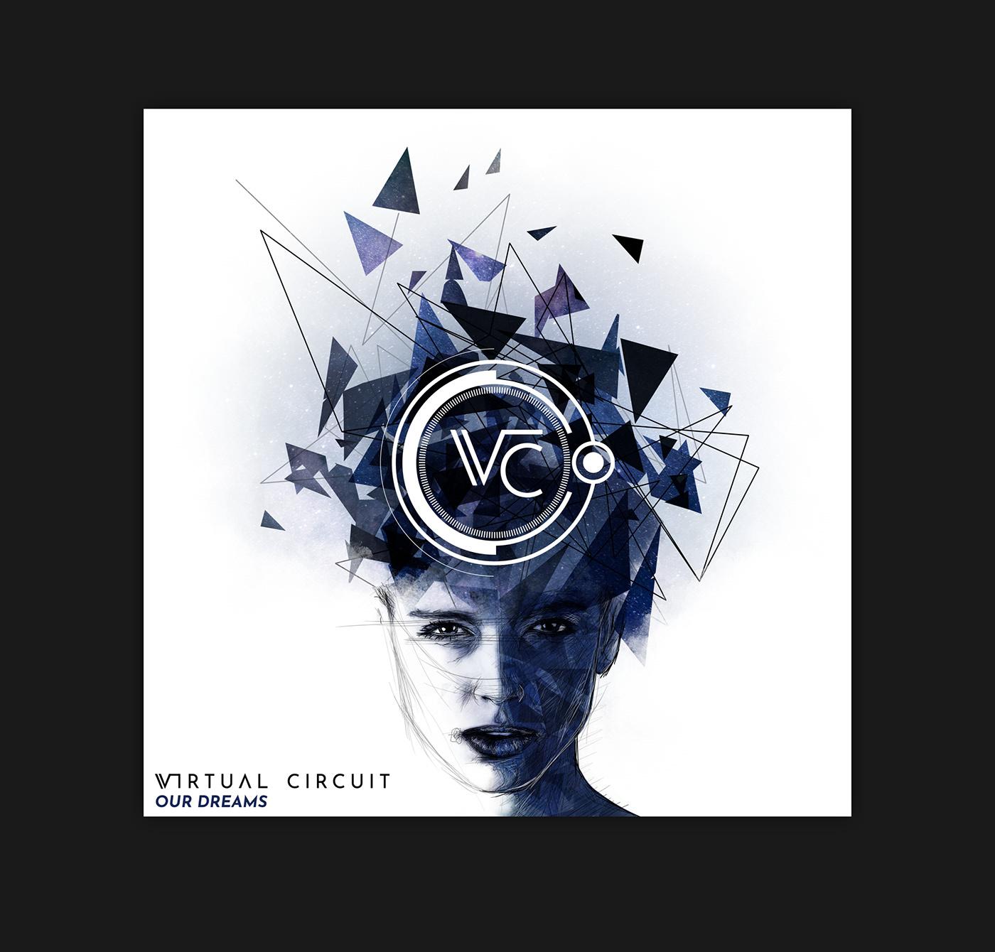 Virtual Circuit // Album Cover