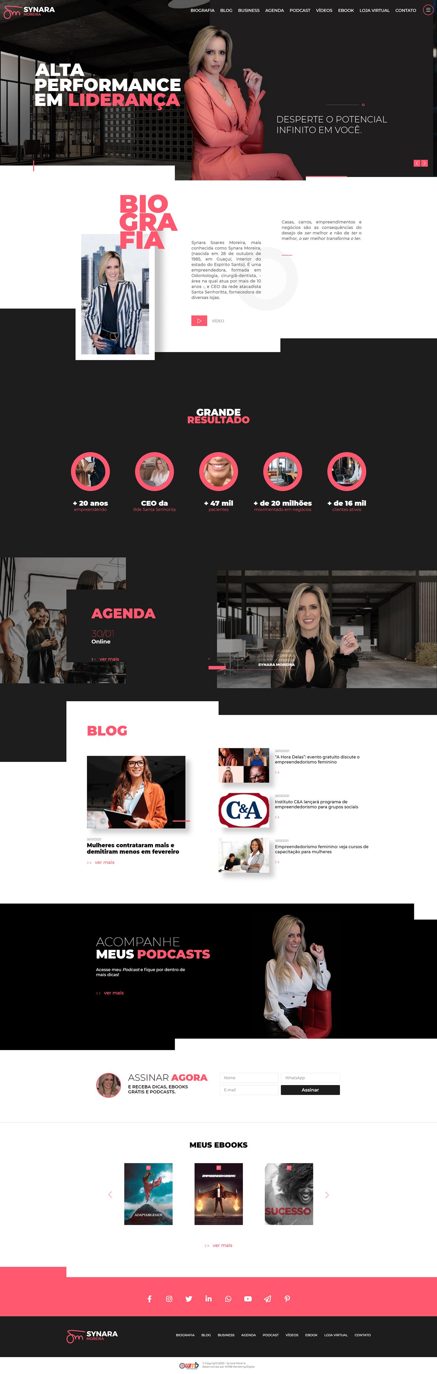empreendedorismo mulheres site
