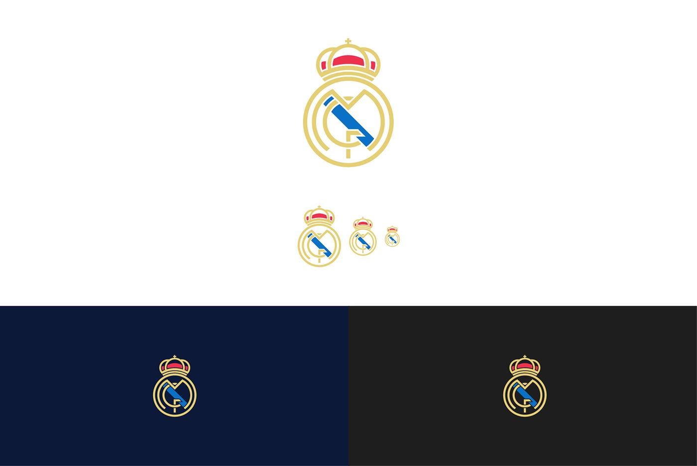 Real Madrid,football,Futbol,soccer,gold,redesign,Webdesign,logo,Web,spain