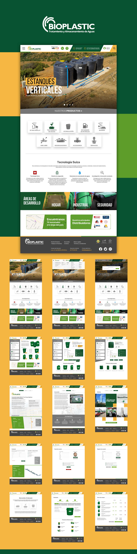 design UI ux wesite