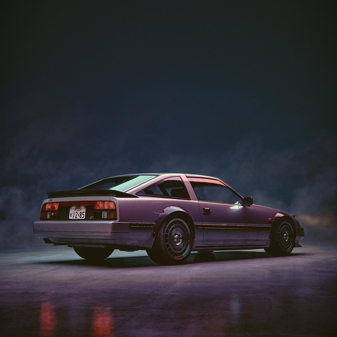 300zx automotive   car FAIRLADY Nissan z31
