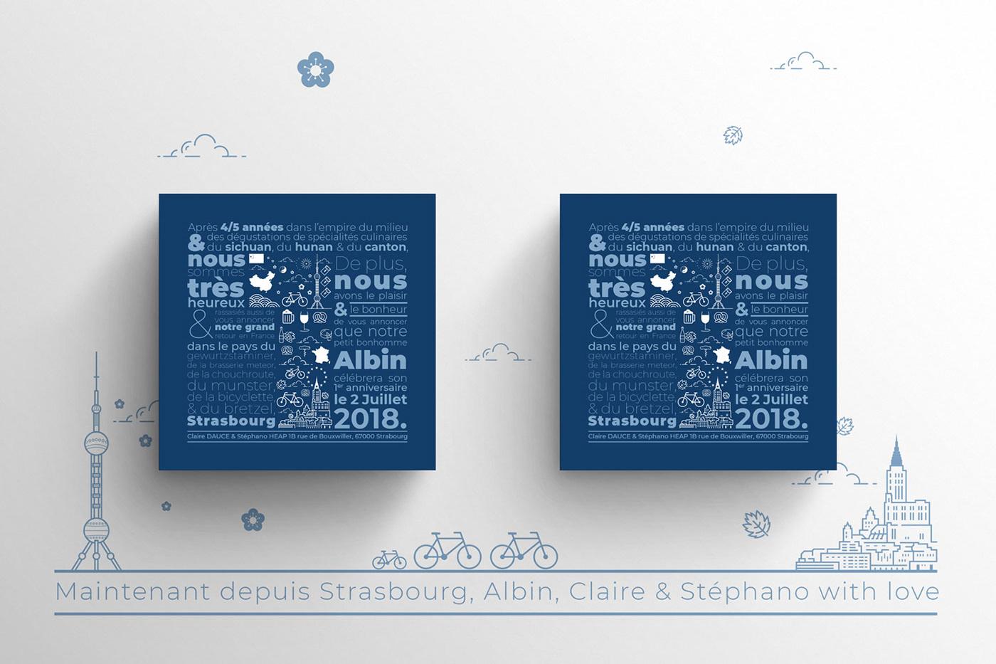 print design  cards announcement birthday announcement card announcement design cards