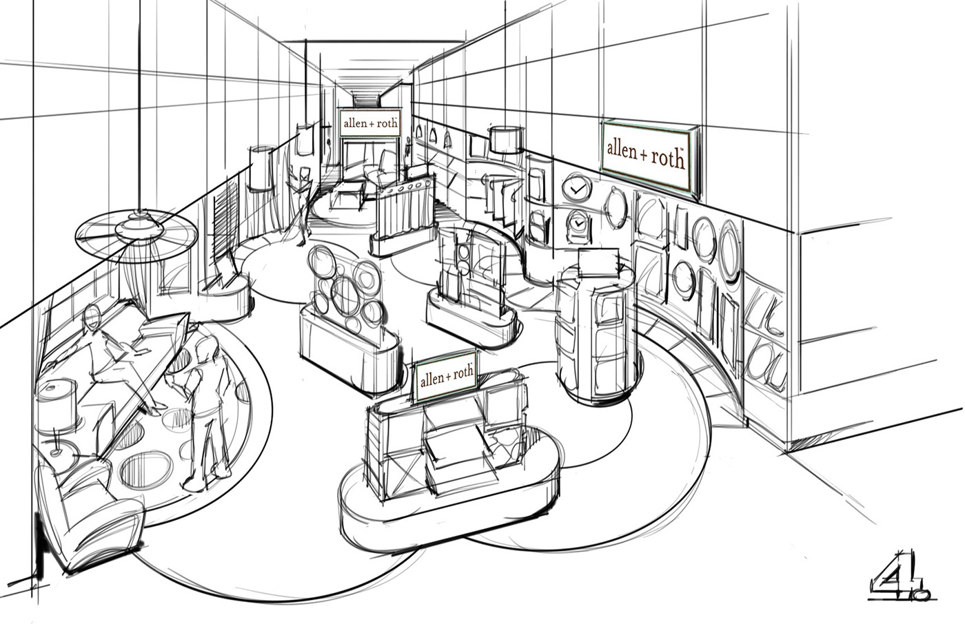 environments interior design  interiors