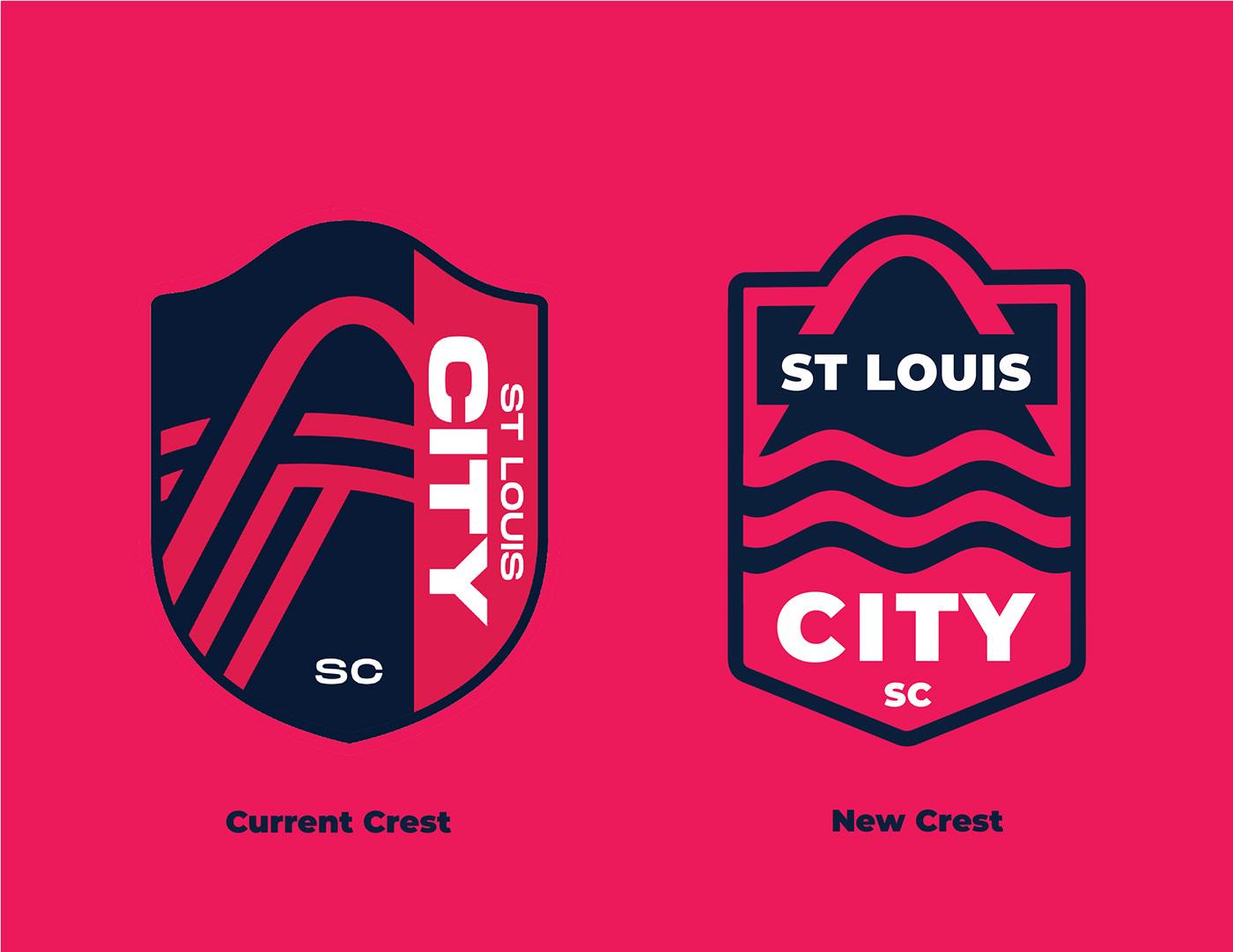 St Louis City SC Rebranding on Behance