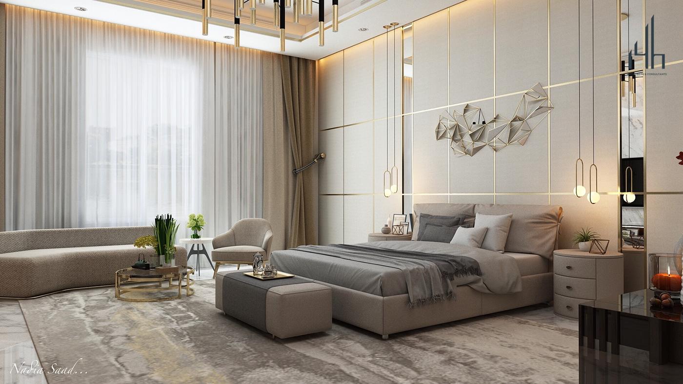 優秀的44套臥室設計欣賞