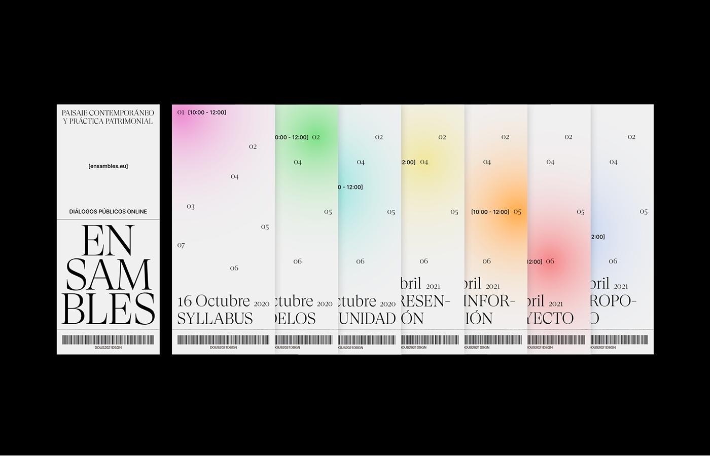 architecture brand congress design Event fluid gradient identity Web Design  UX UI