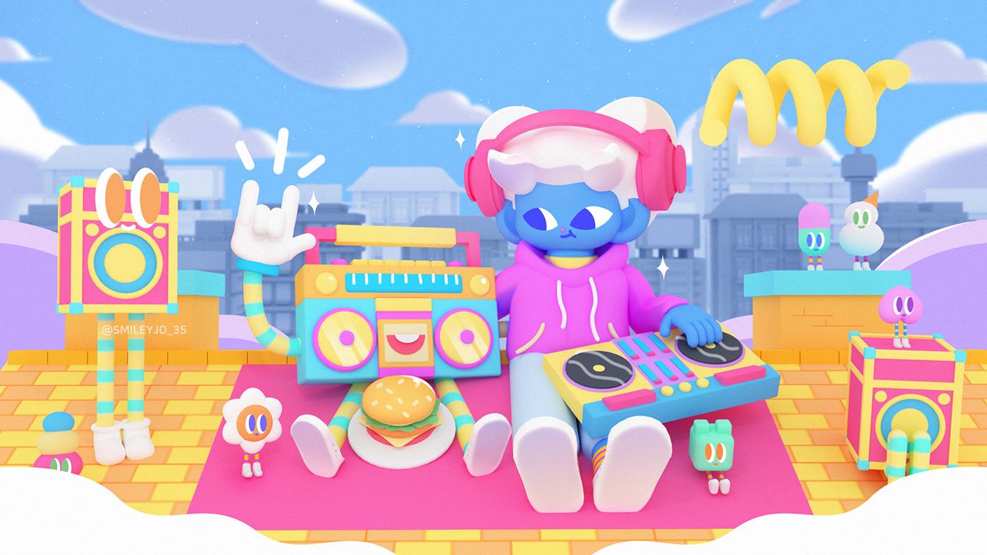 Image may contain: cartoon, birthday and screenshot