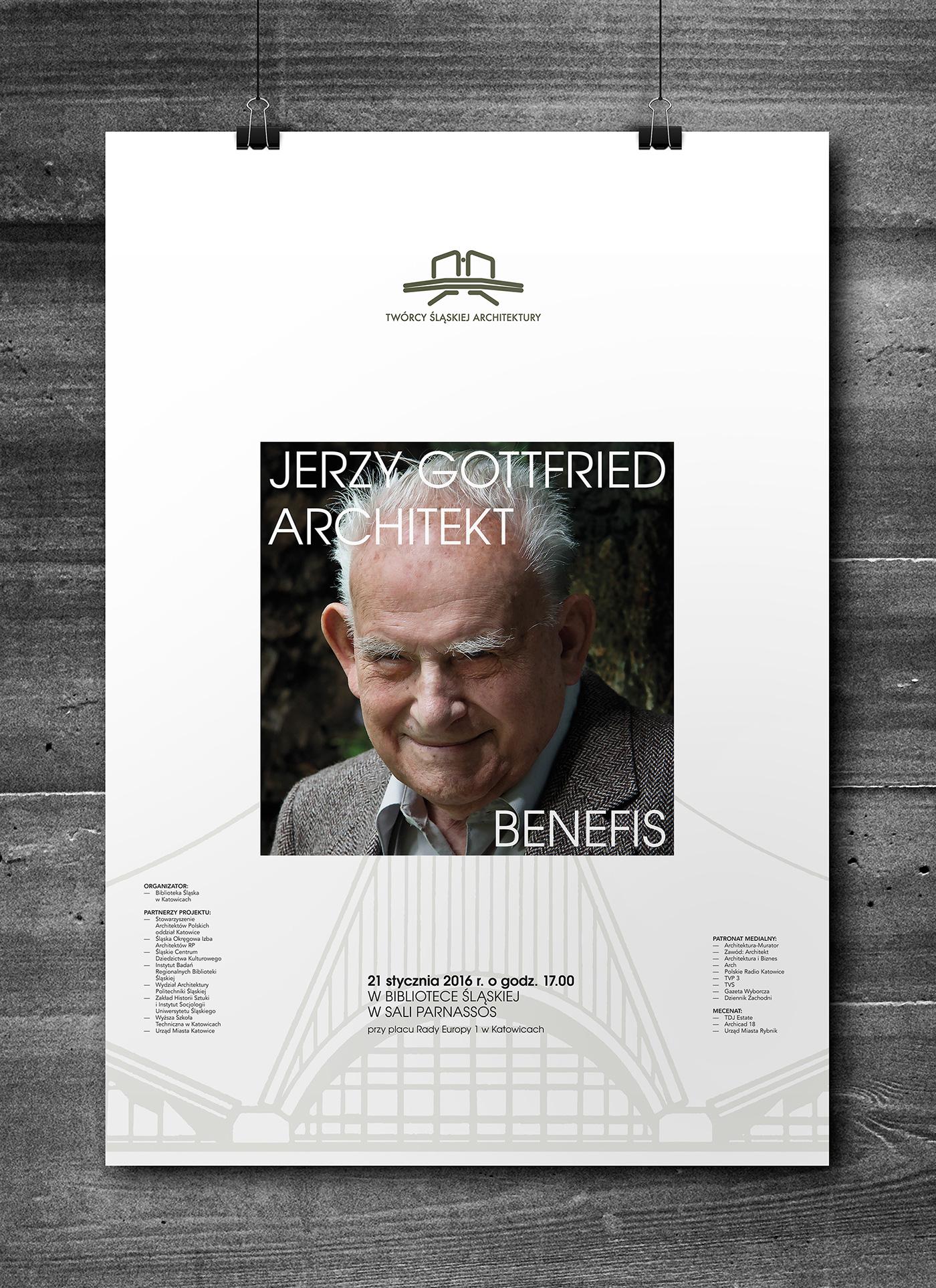 poster plakat architect Architekt