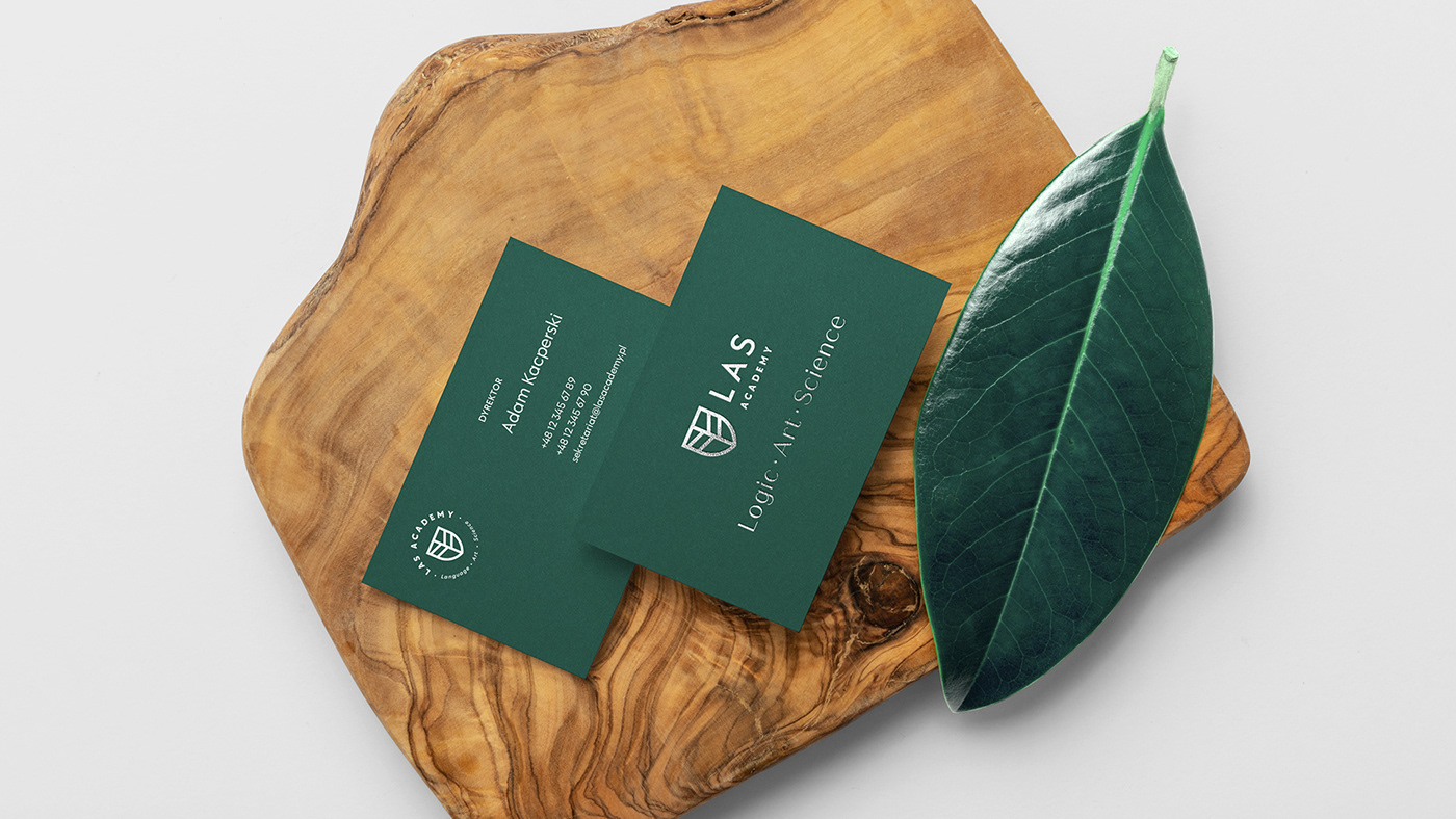 green forest Nature school Education children print visual identification las