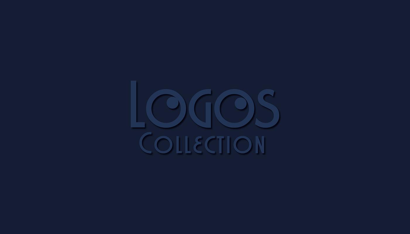 logo logos design Icon set Collection logofolio logobook selection symbol personal brand identity inspiration marks