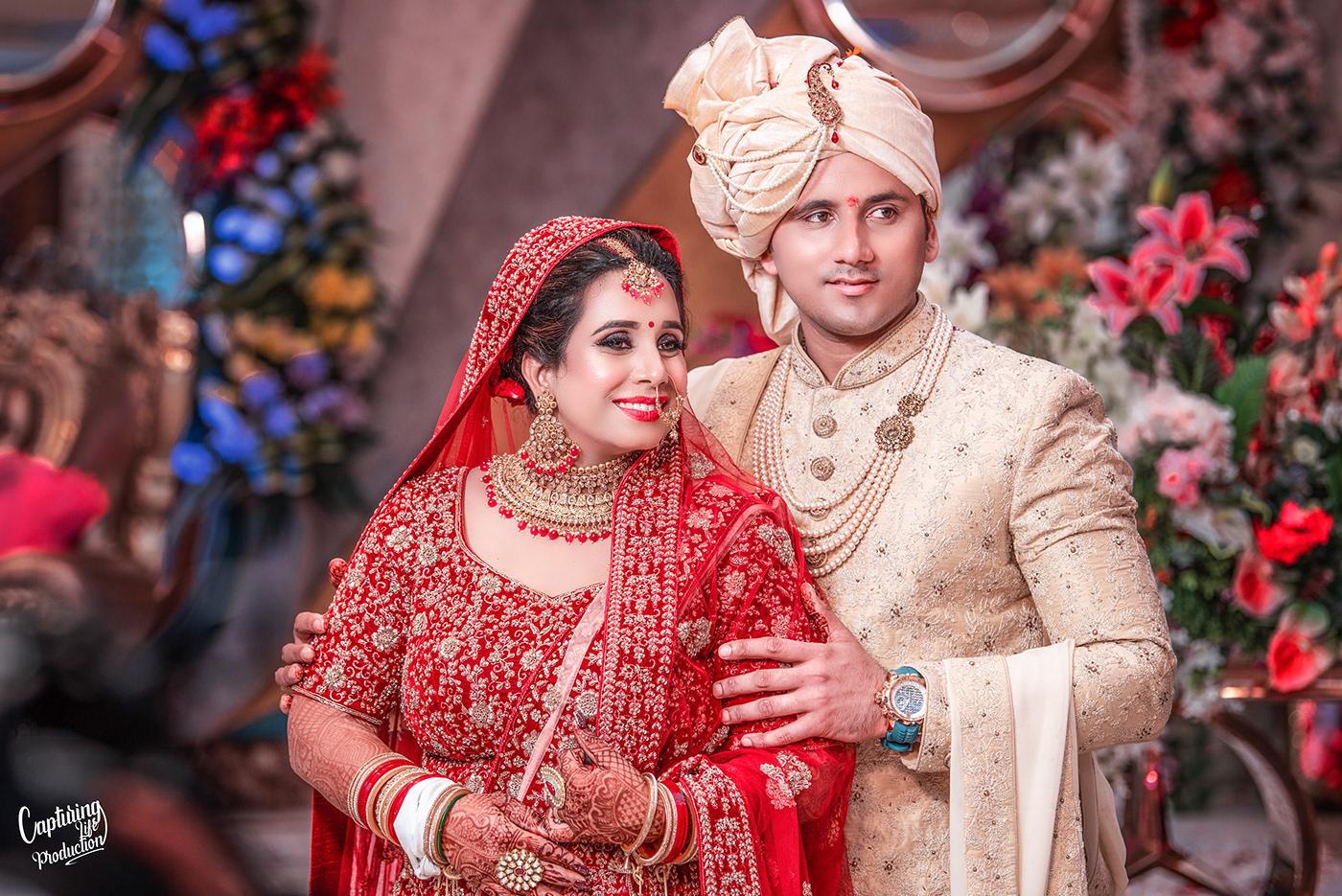 Image may contain: person, bride and fashion accessory