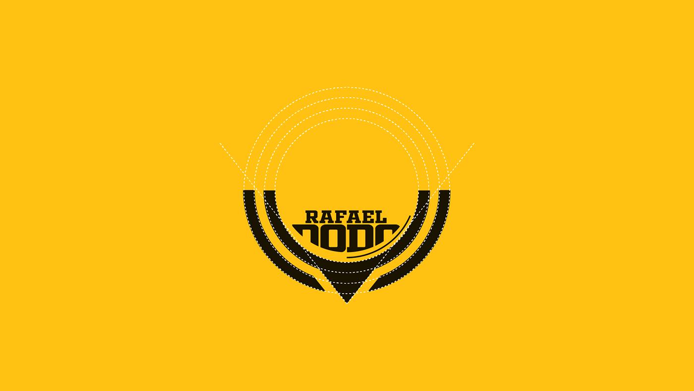 fitness gym identidade visual logo Logotipo personal trainer