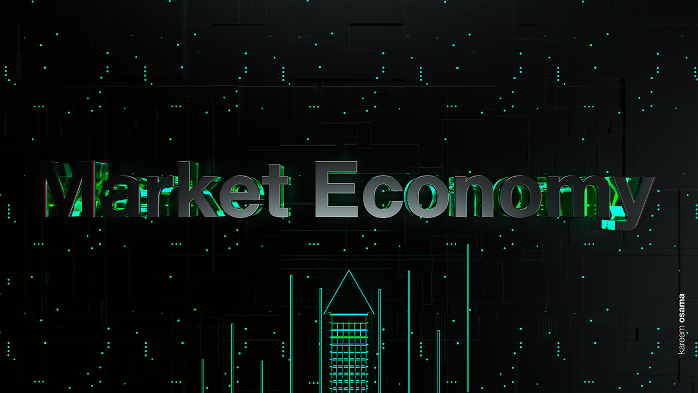 economic economy Forex market motion opener tvc 3D aftereffects broadcast