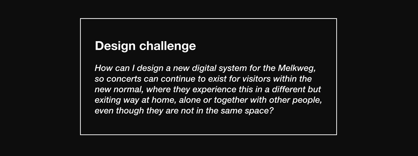 amsterdam design Experience melkweg research UI user ux