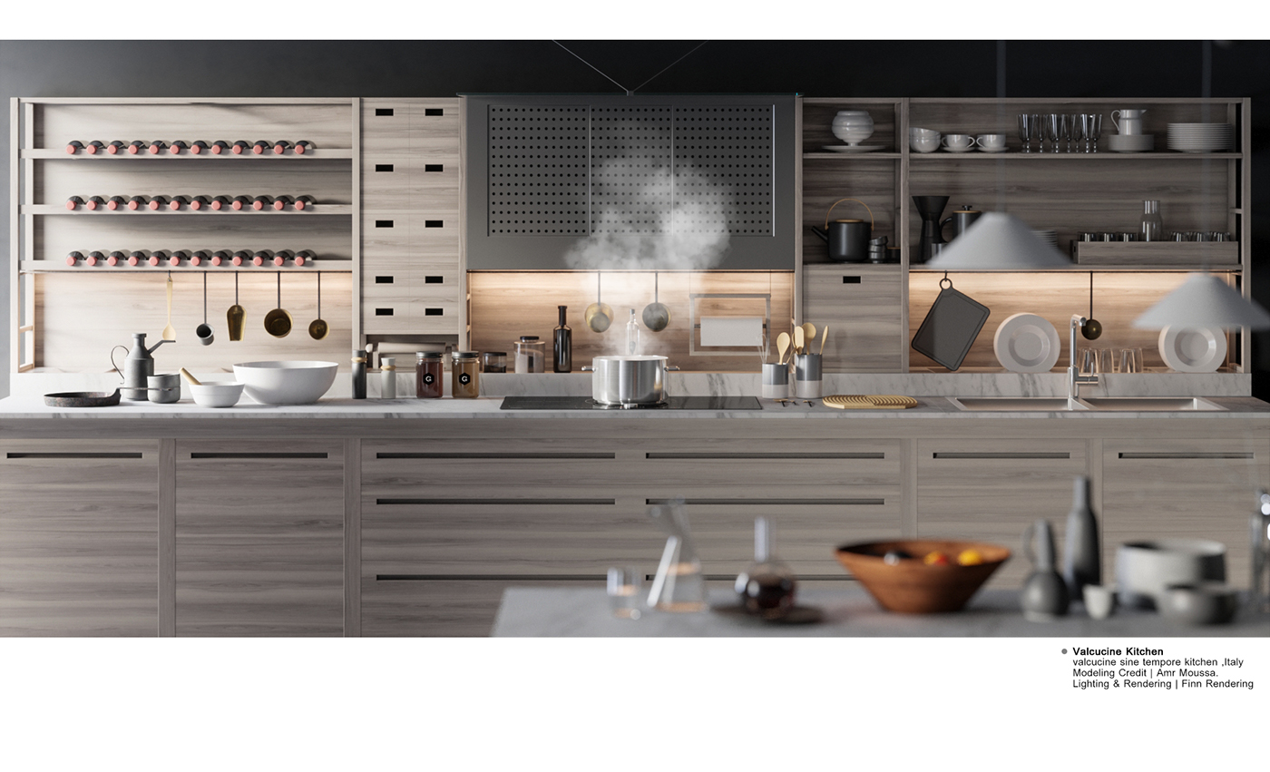 Valcucine Kitchen on Behance