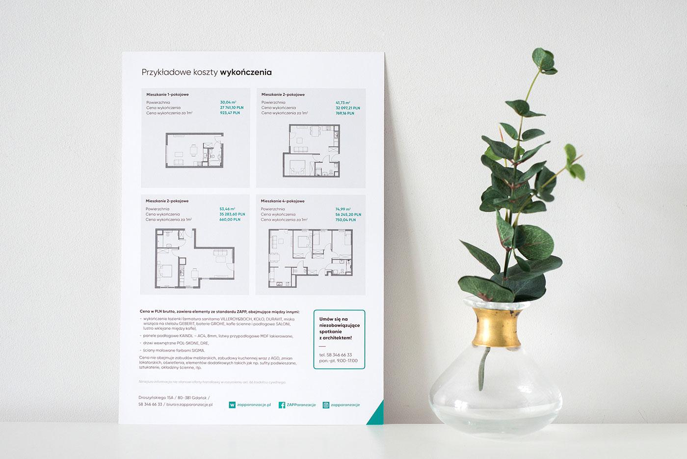 leaflet brochure Booklet catalog Catalogue folder print