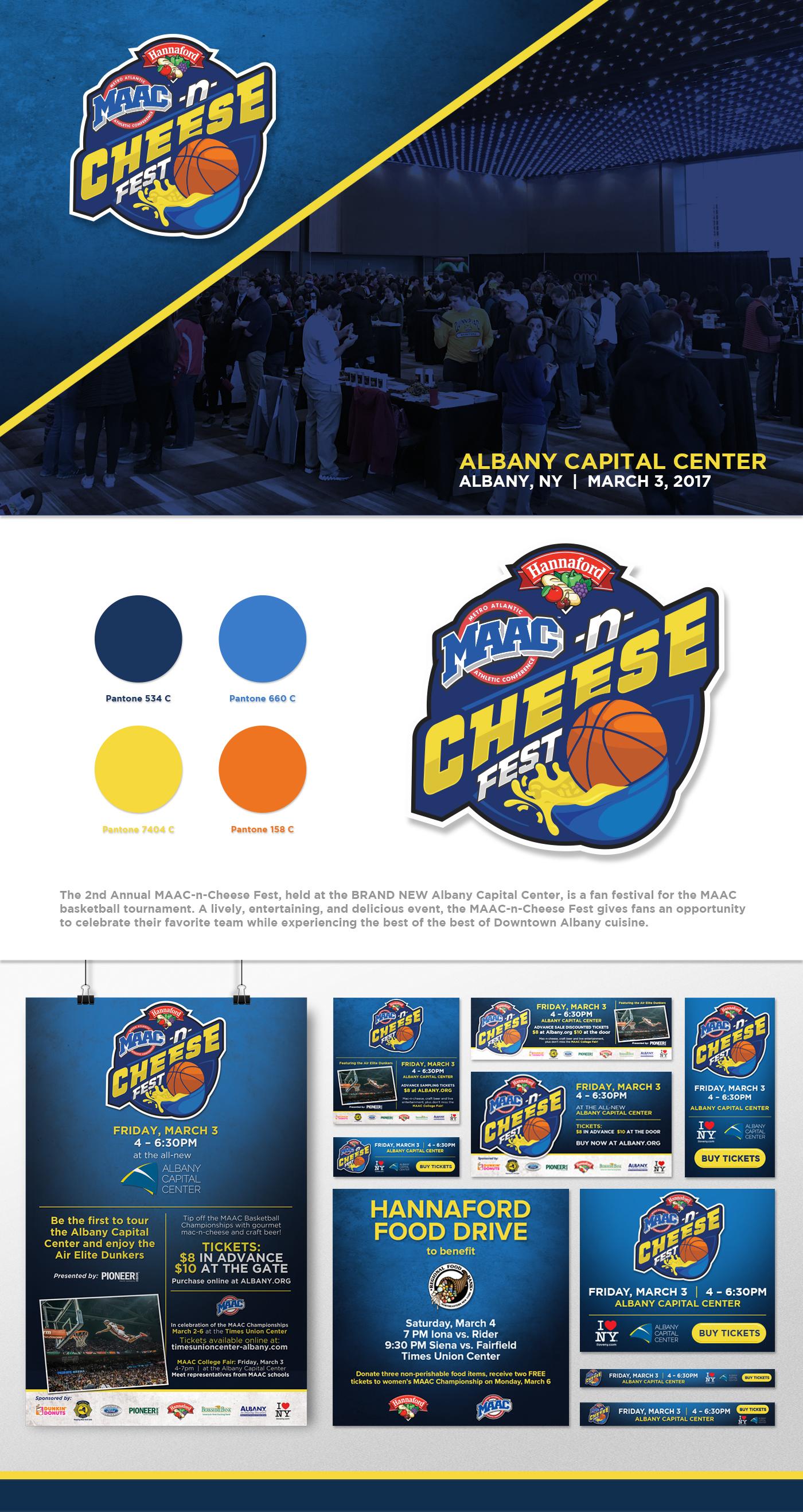 basketball,MAAC,Mac and Cheese,macaroni,Cheese,sports,fan festival
