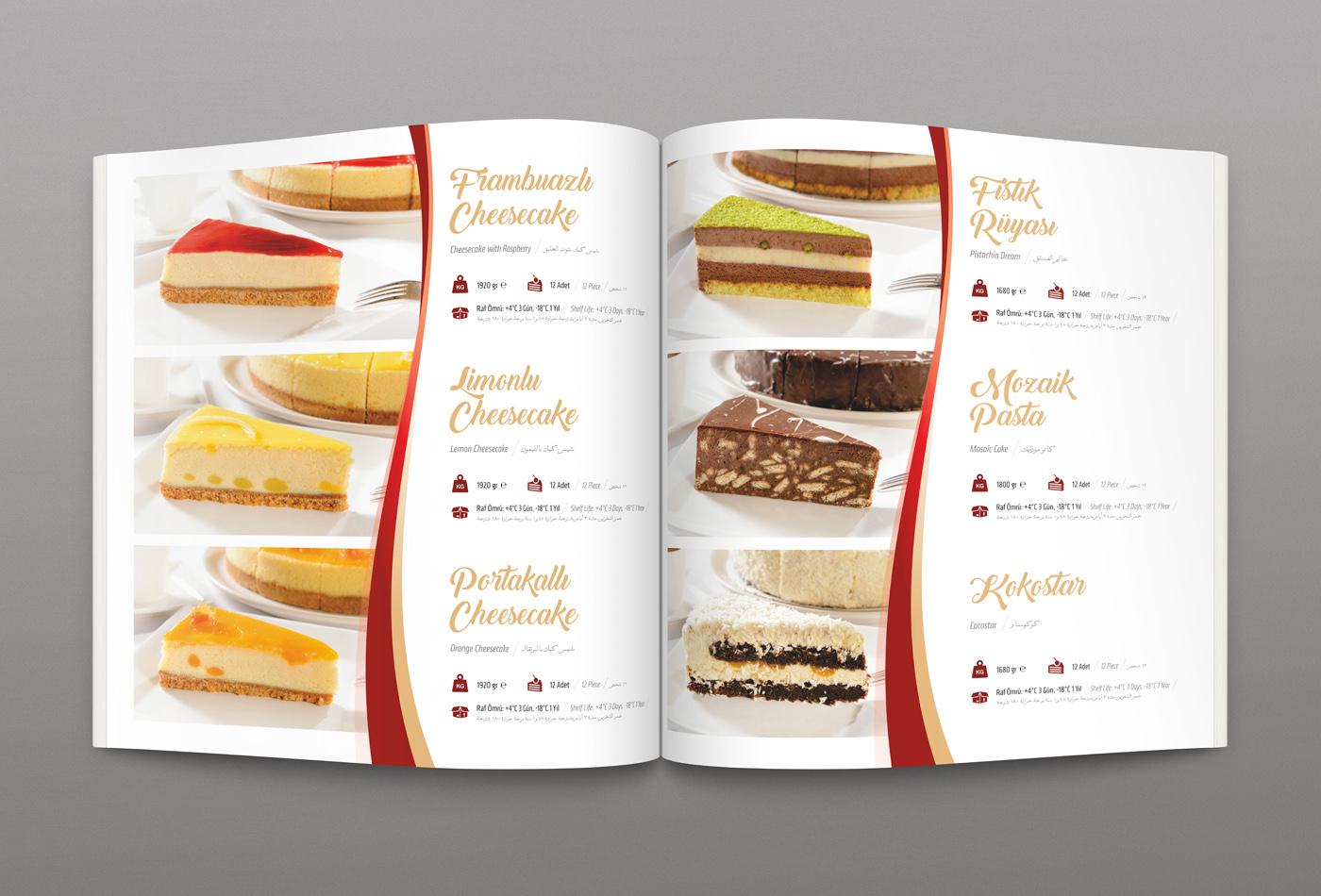 amerikan baskı cilt hizmet katalog kurgu ofset öztürk gıda tasarım ürün