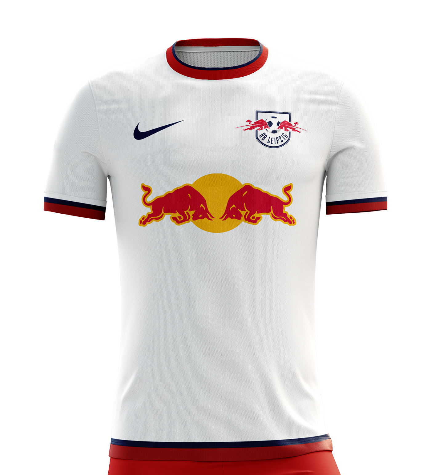 I designed football kits for RB Leipzig for the upcoming season 17 18. Save  to Collection b37905878