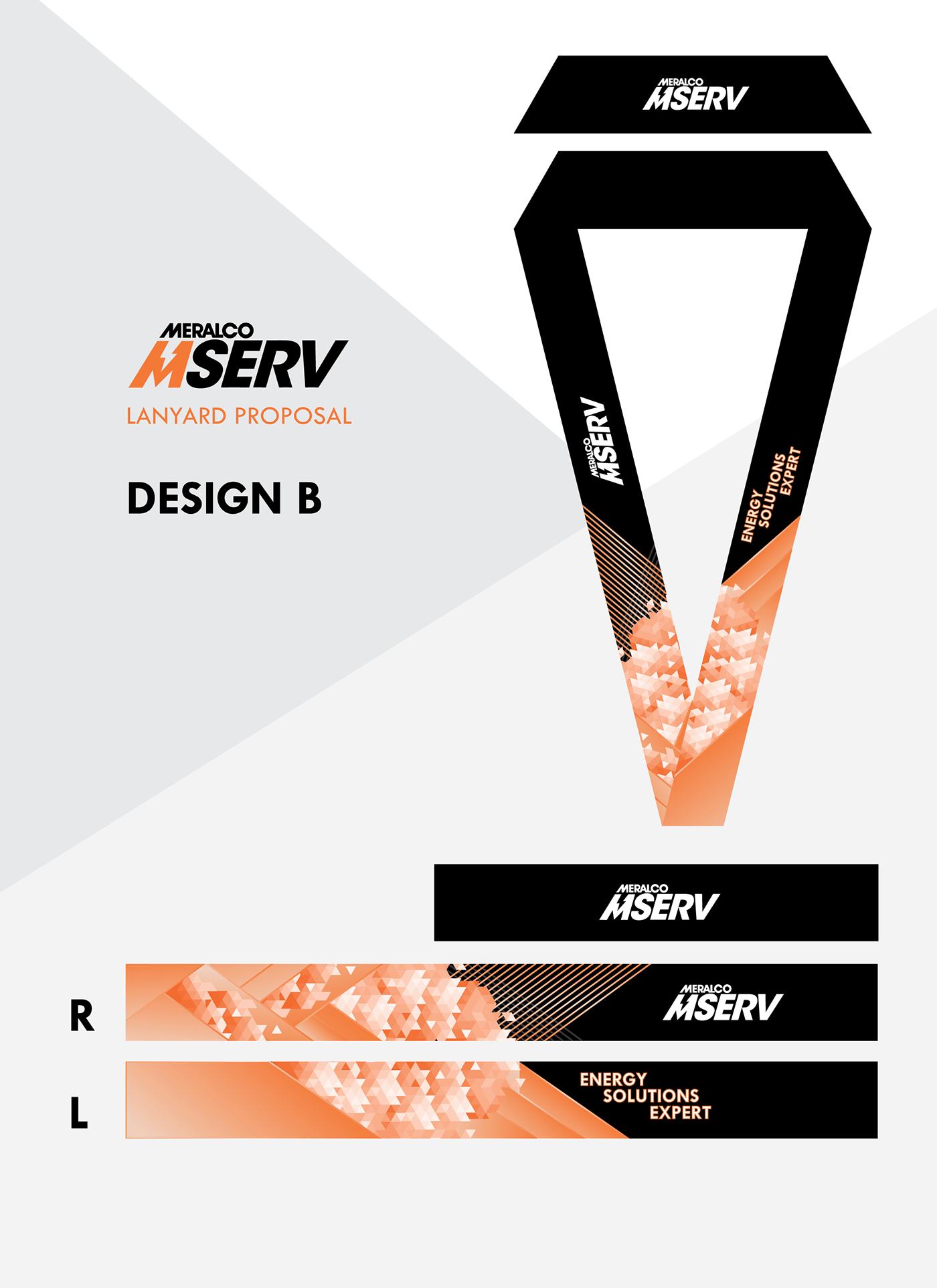 lanyard design template