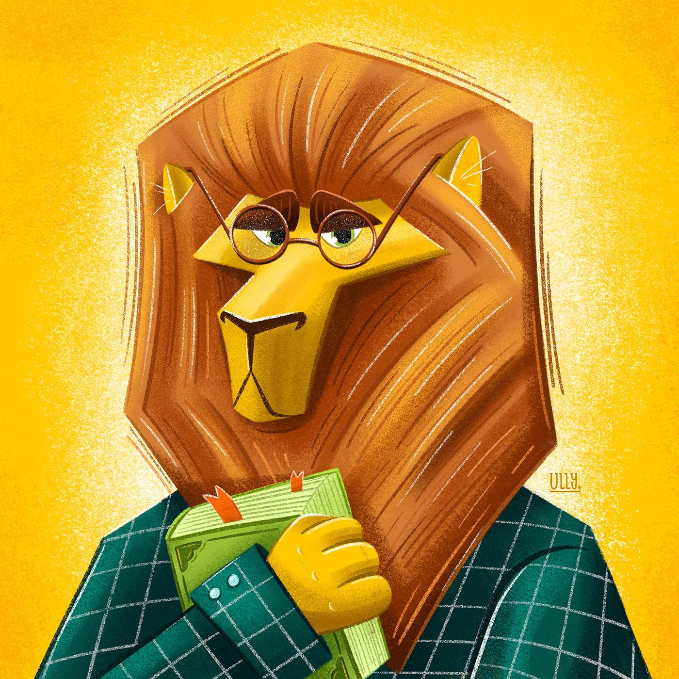 animals cartoon cartoon character Character Character design  character illustration children illustration digital illustration kids illustration mascot design