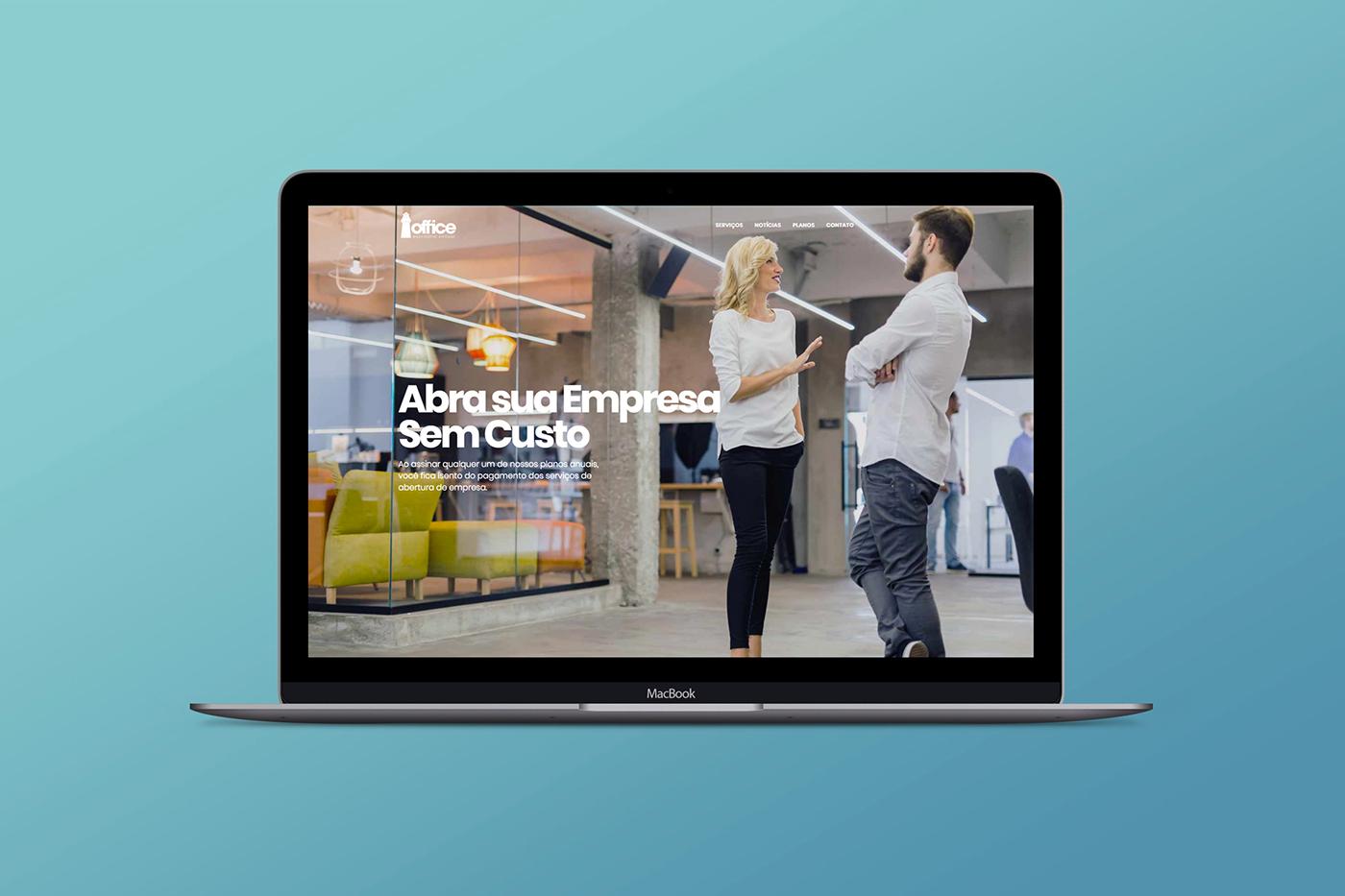 Novo Site - Office Escritório Virtual