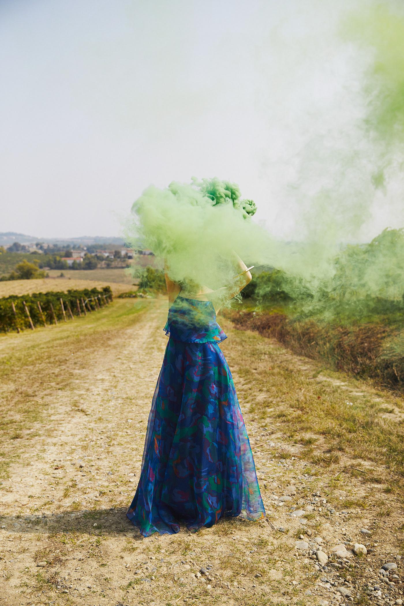 retoucher retouch numero Photography  fashion photography fashion story