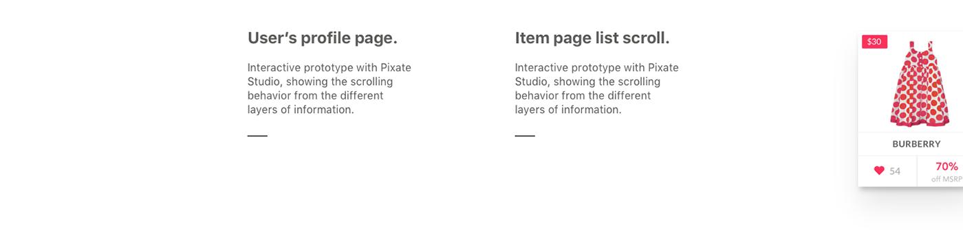 iOS design android material design animation  Pixate Studio Responsive